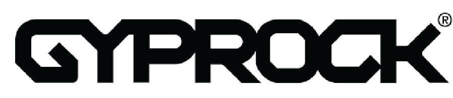 Gyprock Logo